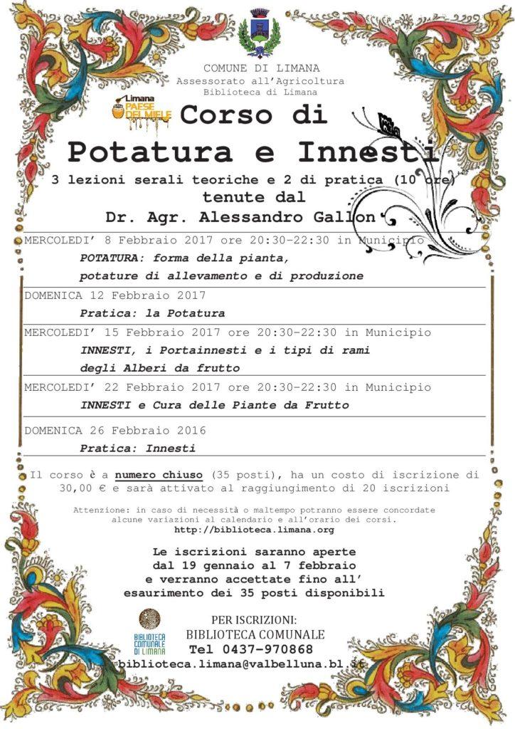 corso-potatura-innesti-limana-2017-manifesto
