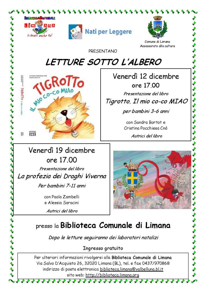 locandina 2 letture Natale 2014