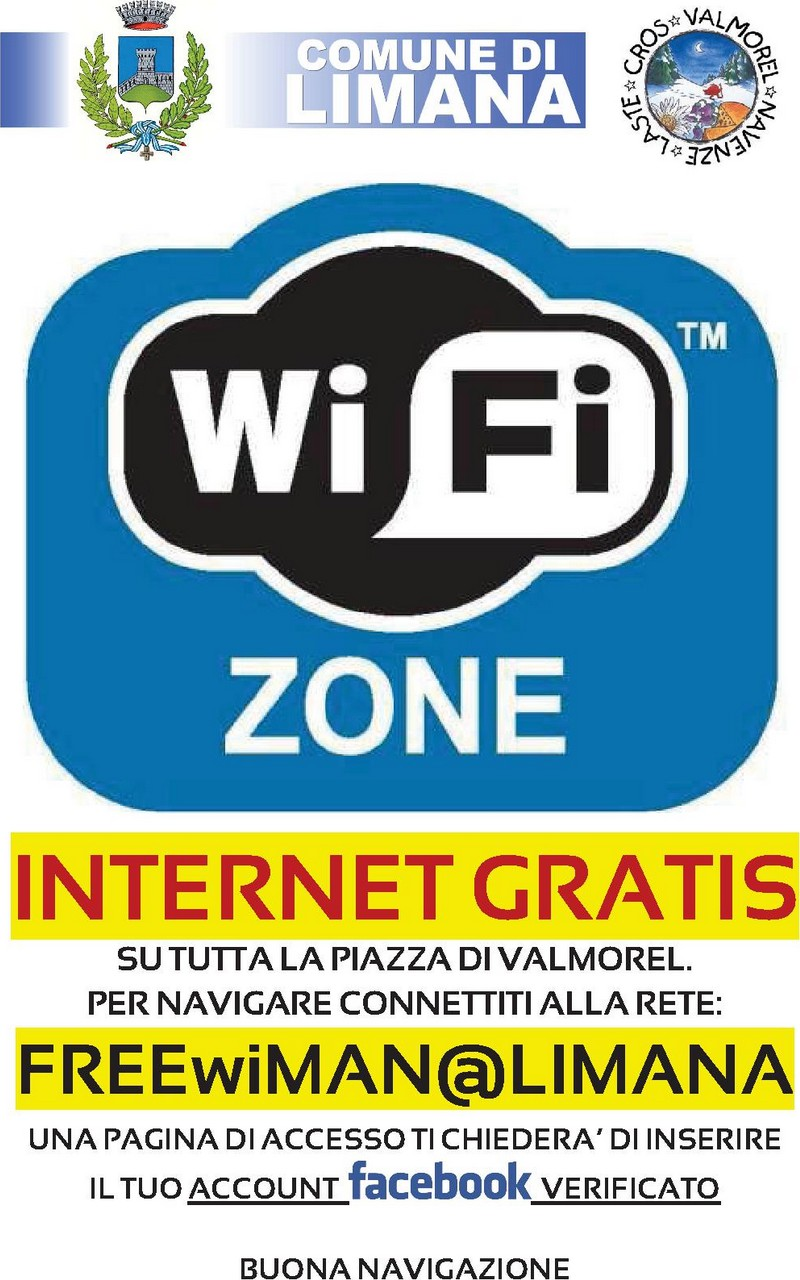 Internet WiFi Valmorel