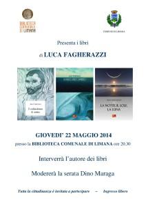 presentaz.libri Luca Fagherazzi